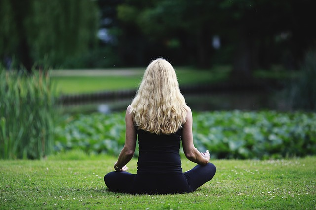 how can meditation help with divorce